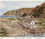 Lynmouth - Coast