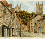 Lincoln - Steep Hill