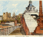 Newcastle - Swing Bridge