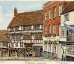Shrewsbury -Wyle Cop
