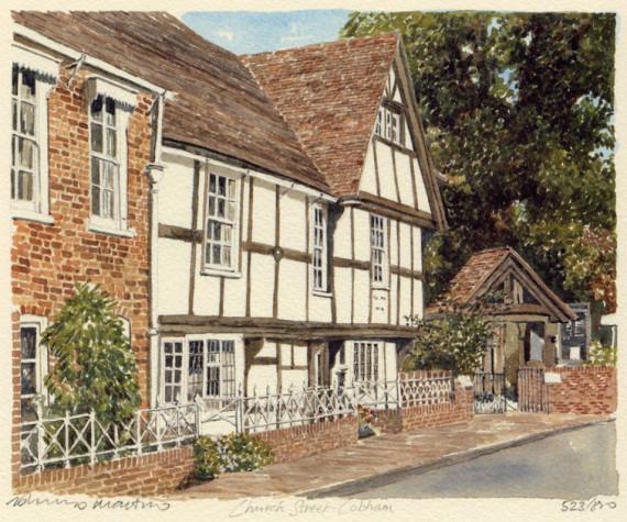 PB0468 Cobham - Church St