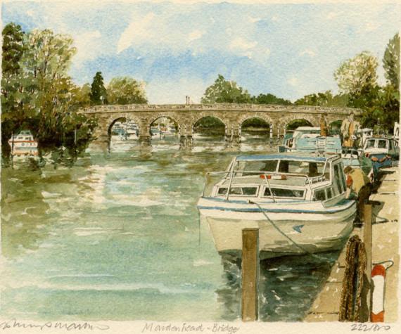 PB0470 Maidenhead - Bridge
