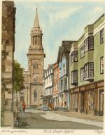 Oxford - Turl Street