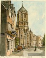 Oxford - Tom Street
