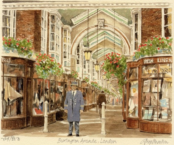 PB0486 Burlington Arcade