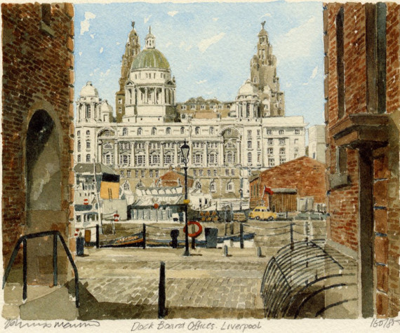 PB0494 Liverpool - Dock Board Office
