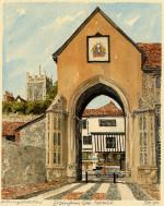 Norwich - Erpingham Gate