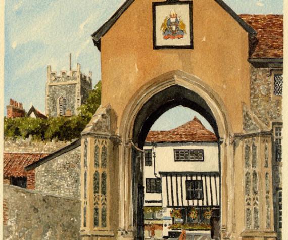 PB0518 Norwich - Erpingham Gate