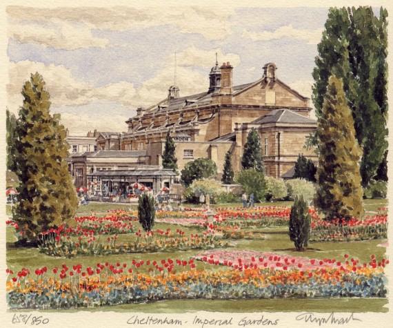 PB0527 Cheltenham - Imperial Gardens