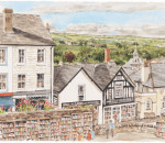 Hay-on-Wye (bookstalls)