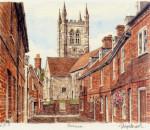 Farnham - Lower Church Lane