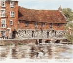 Salisbury - Harnham Mill