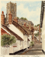 Minehead - Church Steps