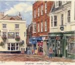 Brighton - Market Street