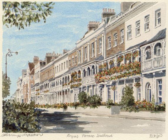 PB0613 Southend - Royal Terrace