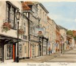 Farnham - Castle St