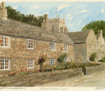 Eyam - Plague Cottages