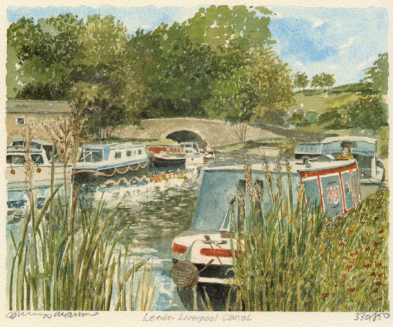 PB0636 Leeds-Liverpool Canal