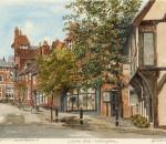 Nottingham - Castle Road