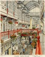 Cardiff - Castle Arcade