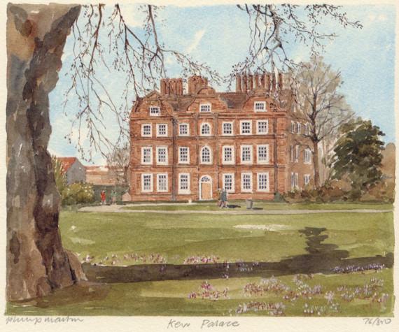 PB0667 Kew Palace