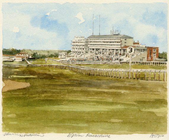 PB0668 Epsom Racecourse