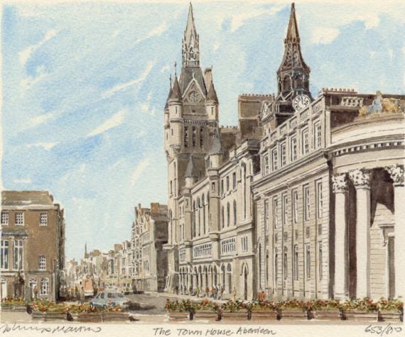 Aberdeen - Town House