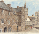 Aberdeen - Provost Ross's House