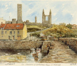St Andrews - Harbour and Cath