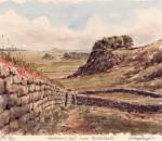Hadrian's Wall nr Housesteads