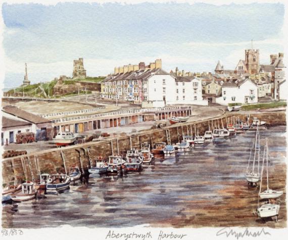 PB0715 Aberystwyth - Harbour