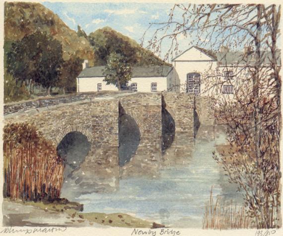 PB0716 Newby Bridge