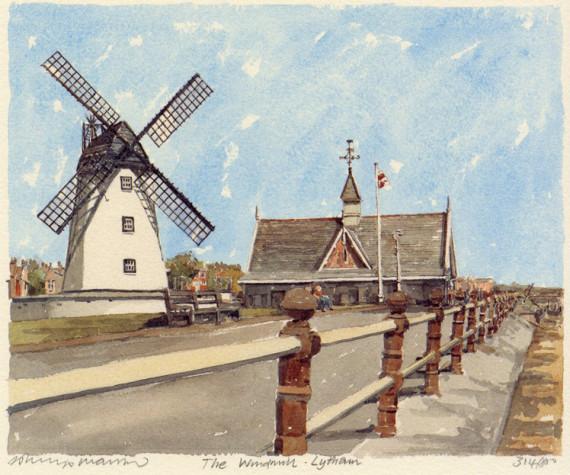 PB0717 Lytham - Windmill