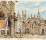 Peterborough - Cathedral
