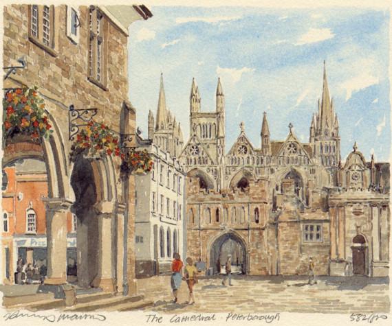PB0722 Peterborough - Cathedral