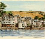 Salcombe - from estuary