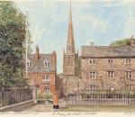 Leicester - St Mary de Castro
