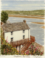 Laugharne - Boat House