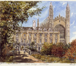 Cambridge - Clare College