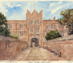Cambridge - Jesus College