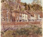 Ironbridge - village