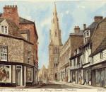 Stamford - St Mary's Church
