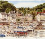 Jersey - St Aubin's Harbour