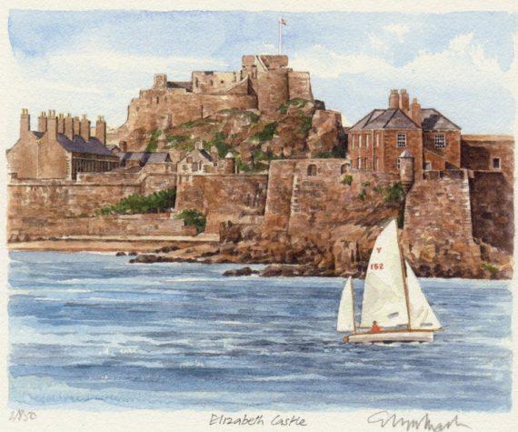 PB0817 Jersey - Elizabeth Castle
