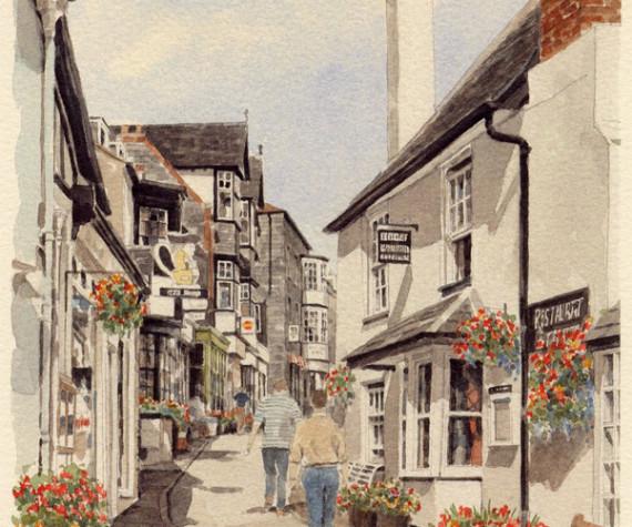 PB0826 Lyme Regis