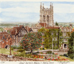 Great Malvern - Abbey