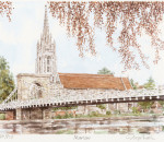 Marlow - Bridge & Church