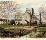 Winchester - St Cross