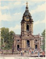 Birmingham - Cathedral