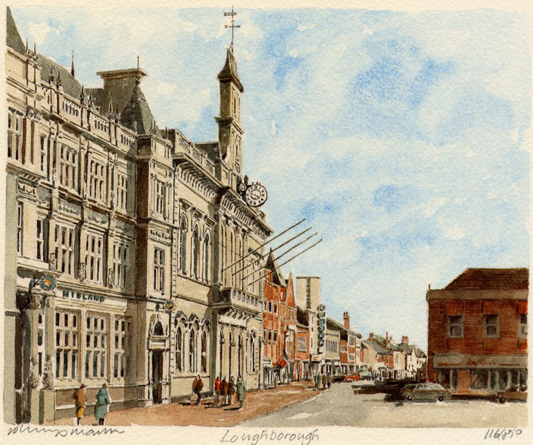 Loughborough Printers: Portraits Of Britain